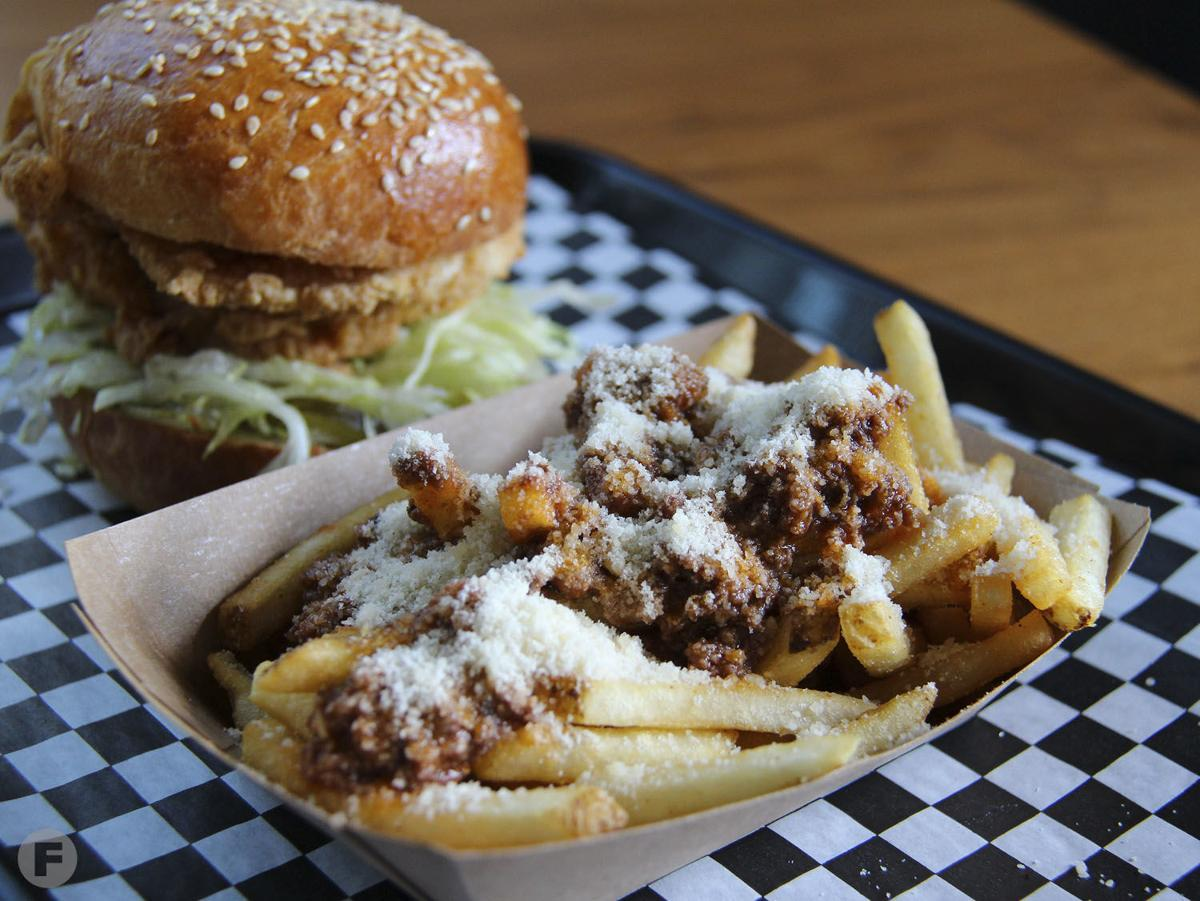 Ravenous Bolognese Fries