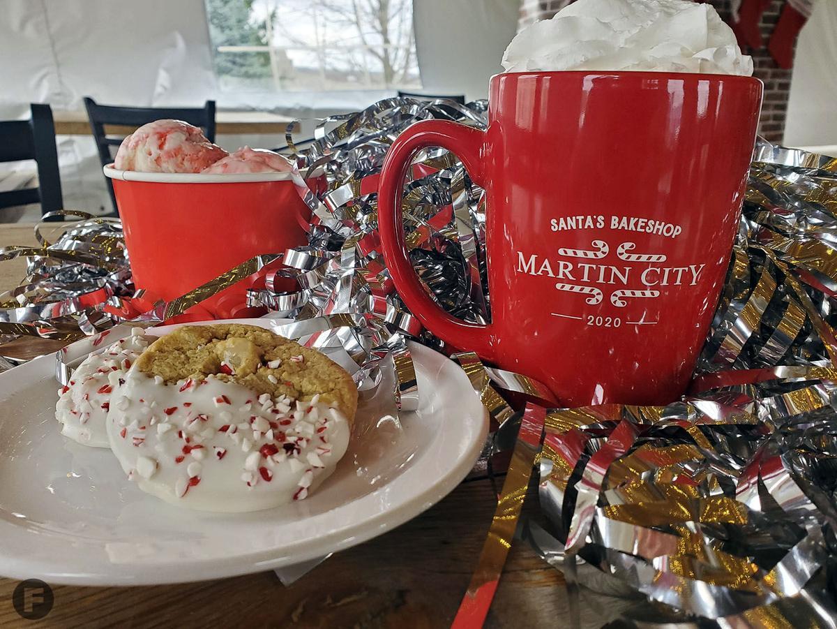 Santa's Bakeshop Treats