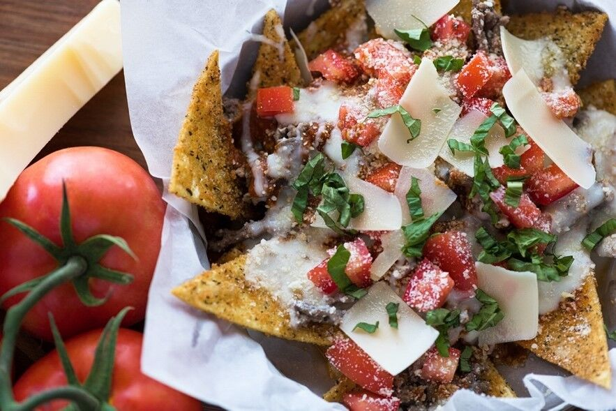 Loaded: Elevated Nachos The Louie