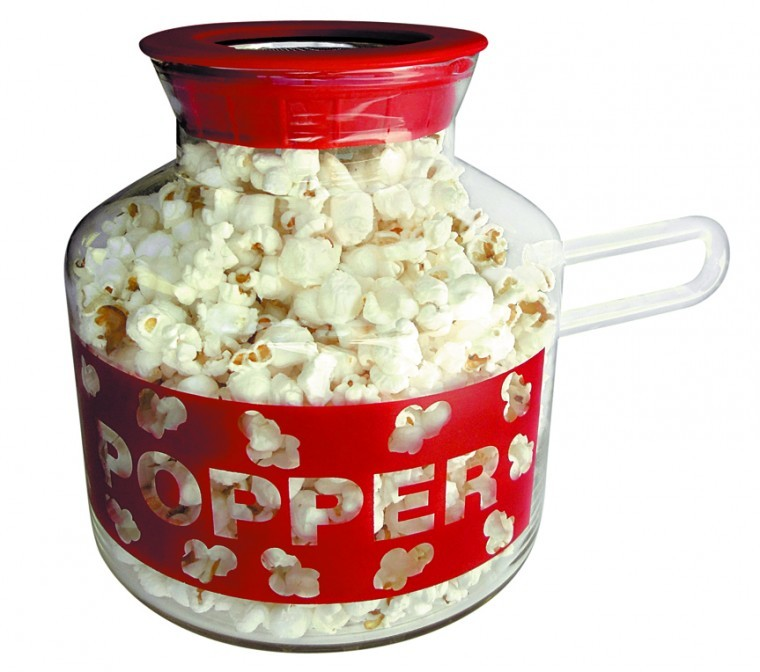 Gadget A Go Go Microwave Popcorn Poppers Gadget A Go Go Feast