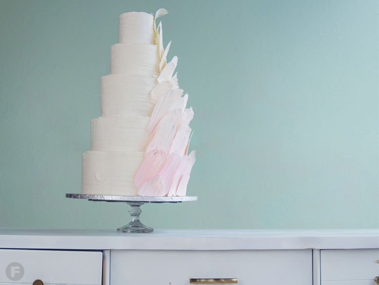 Frosted Cakerie Cake