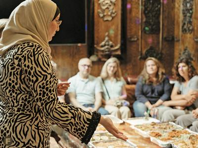 Syrian Refugee Mawda Altayan Has Found Community in St. Louis Through Her Food