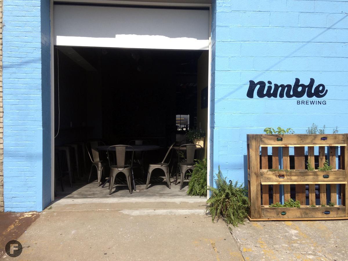 Nimble Brewing Exterior