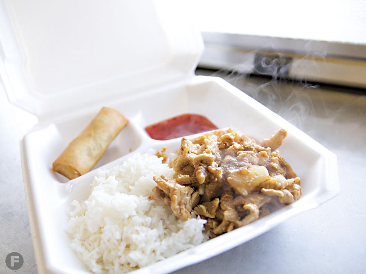 Nuu Thai food