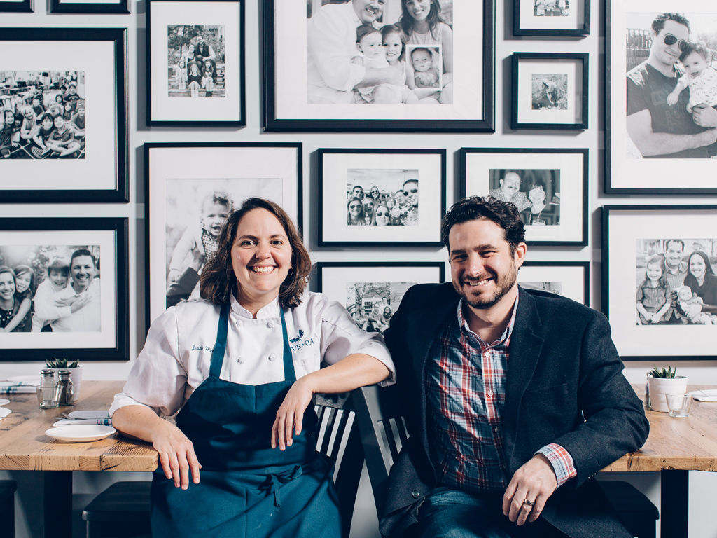 Olive+Oak Mark Hinkle & Jesse Mendica