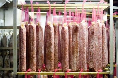 Charcuterie: Volpi Foods