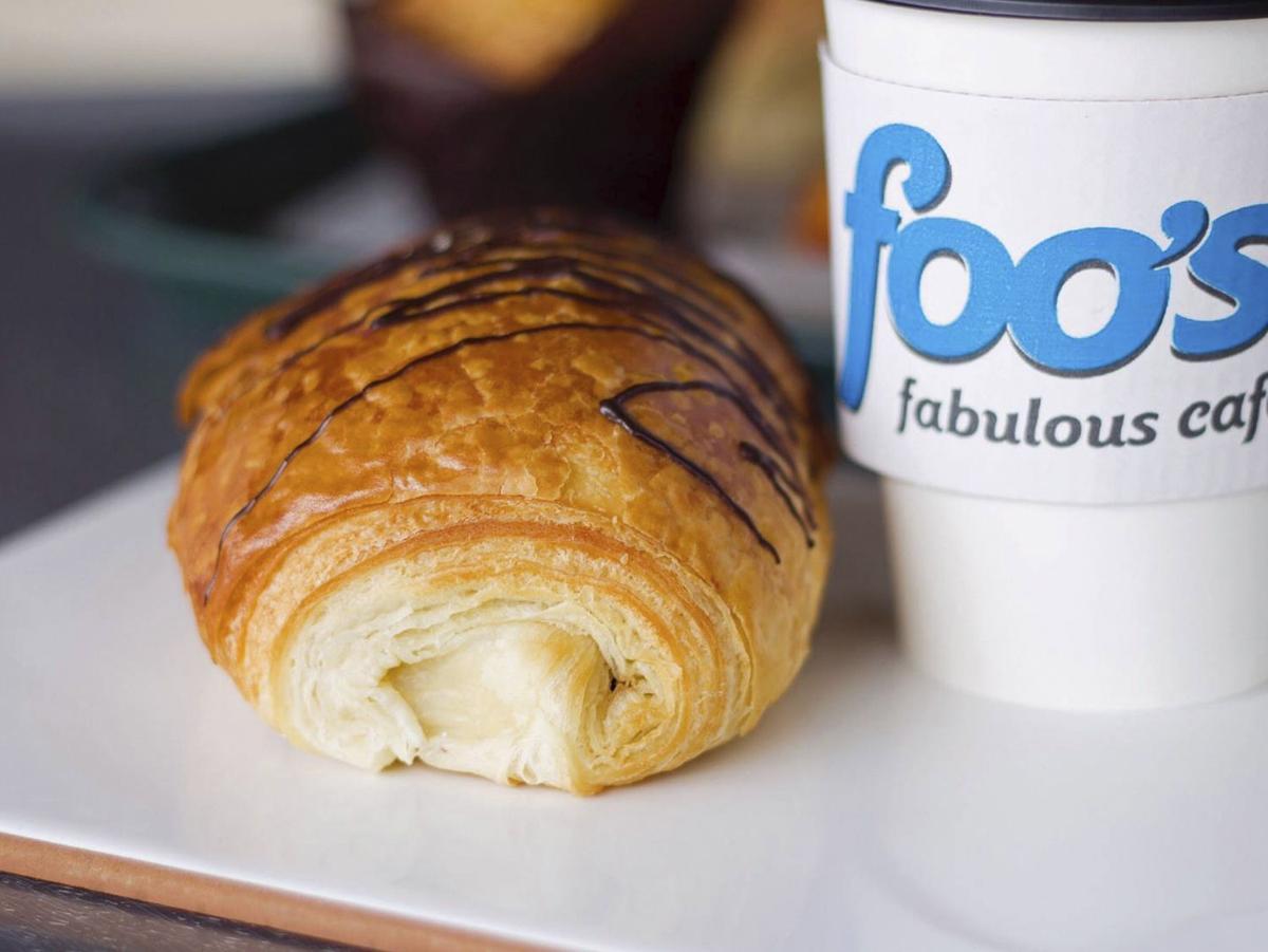 Foo's Fabulous Café Croissant