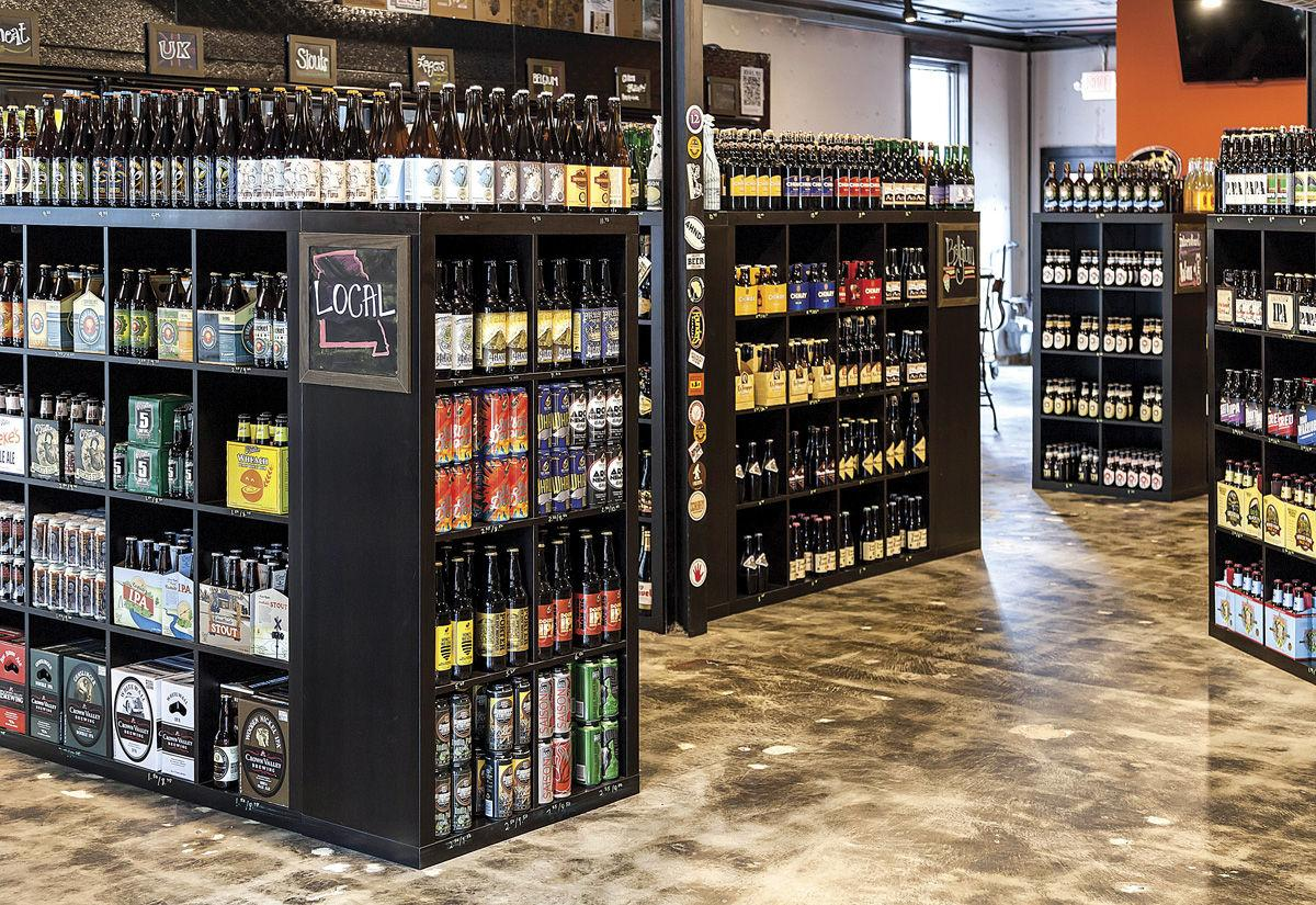 Craft beer cellar to open south city location st louis for Craft beer online shop