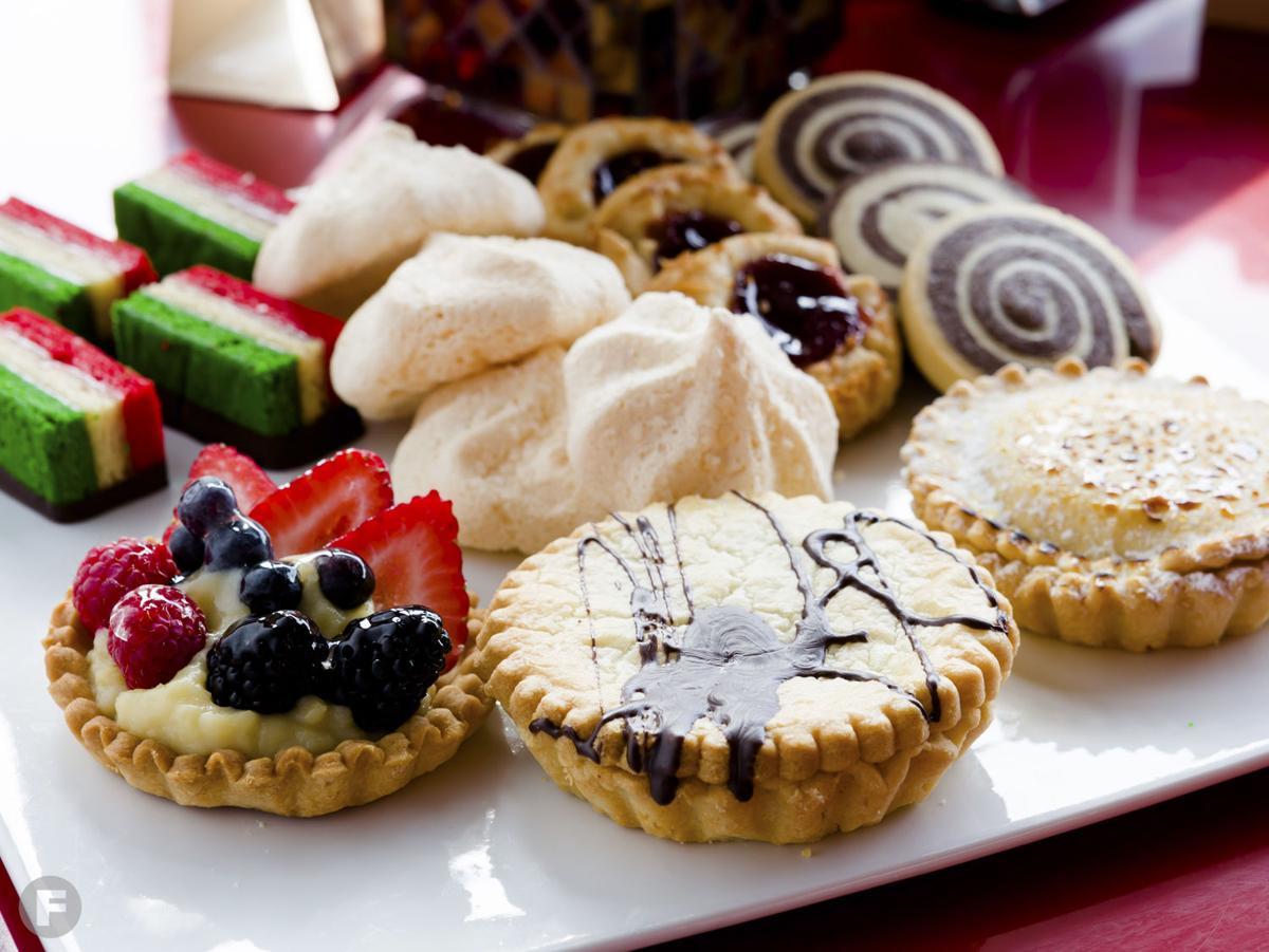 Piccione Pastry Treats