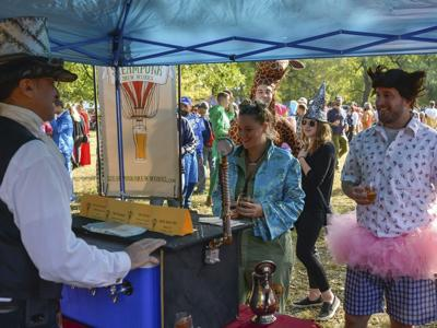 2020 Stlbeer Halloween Party, Lafayette Park, October 27 The Best Food and Drink Events in St. Louis This Weekend: Oct. 25