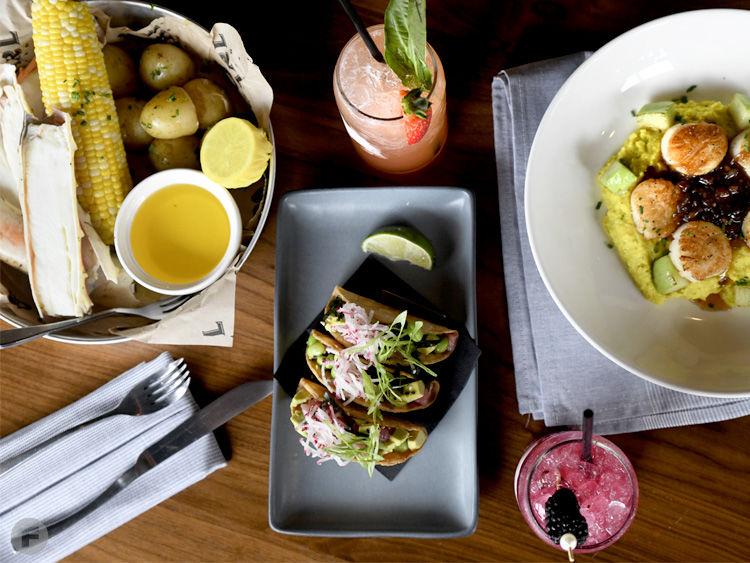 Pearl Tavern Dishes
