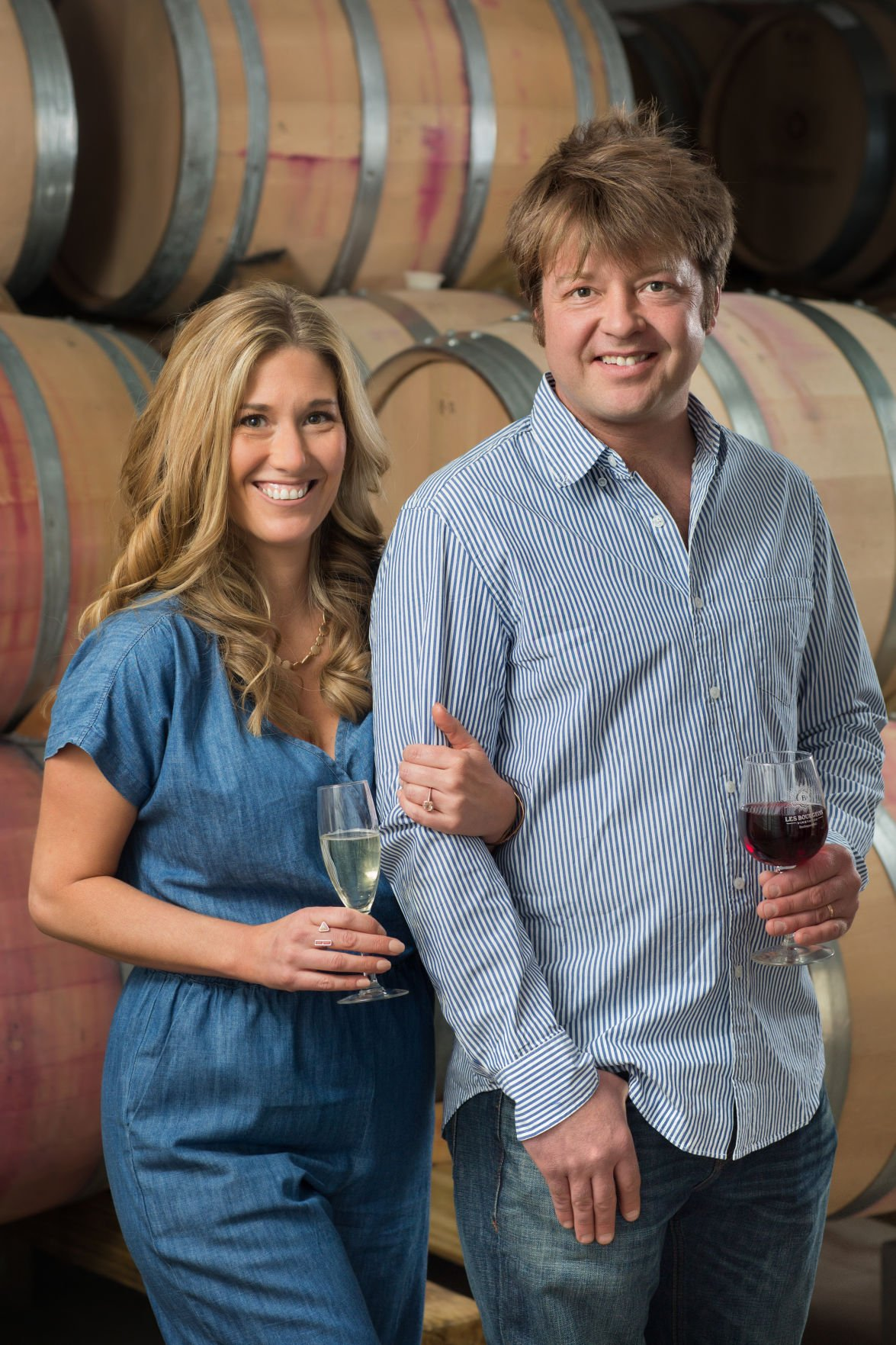 Les Bourgeois Vineyards Owners