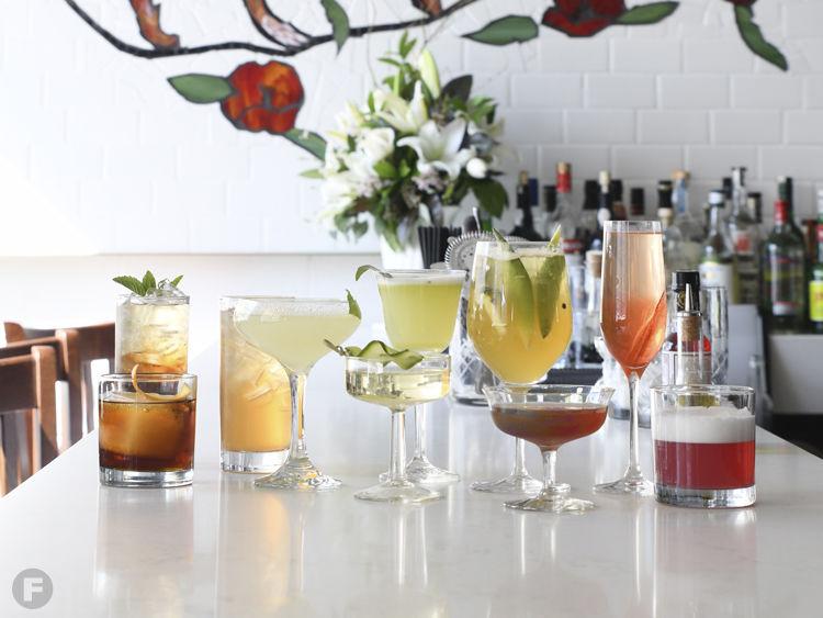 Novel Cocktails