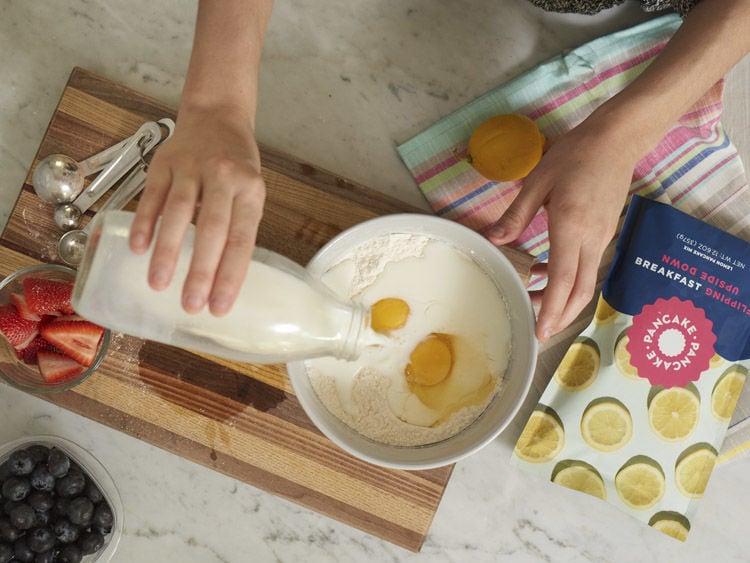 Pancake Pancake Mix