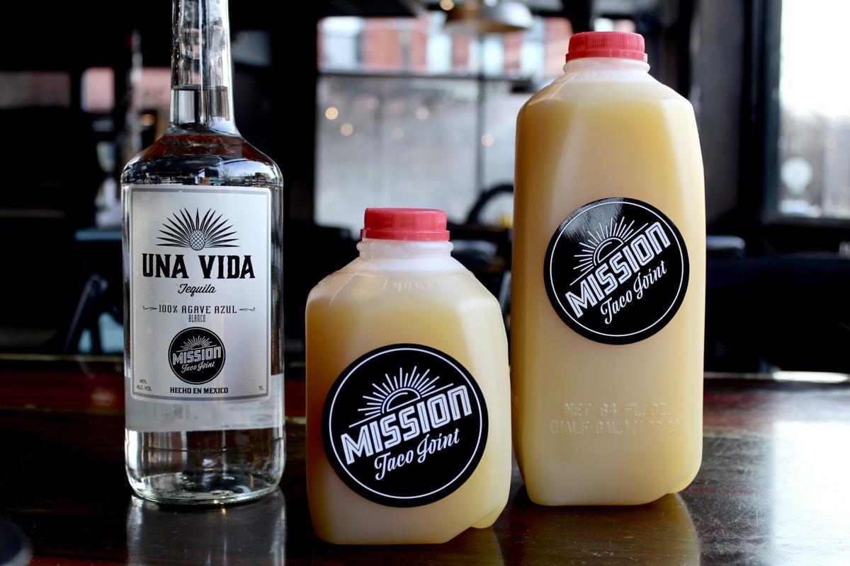 Mission Taco Margaritas to-go
