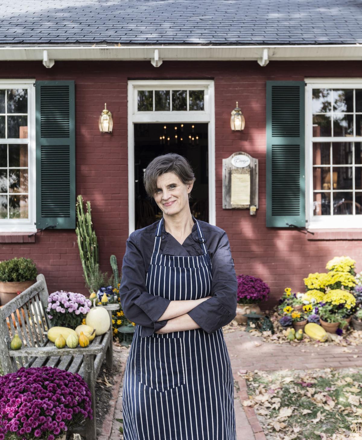 Chef Liz Huff