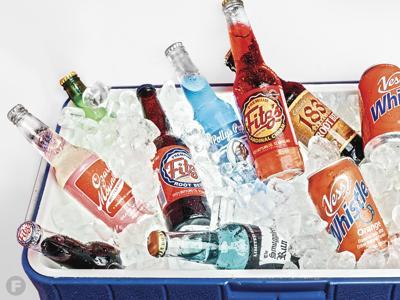 Local Soda Brands