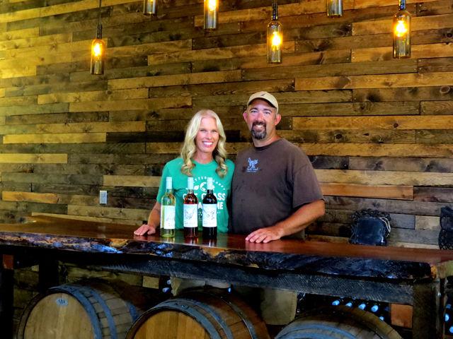 Jowler Creek Missouri S First Green Vineyard Amp Winery