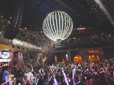 NYE Live! 2020 - Ballpark Village