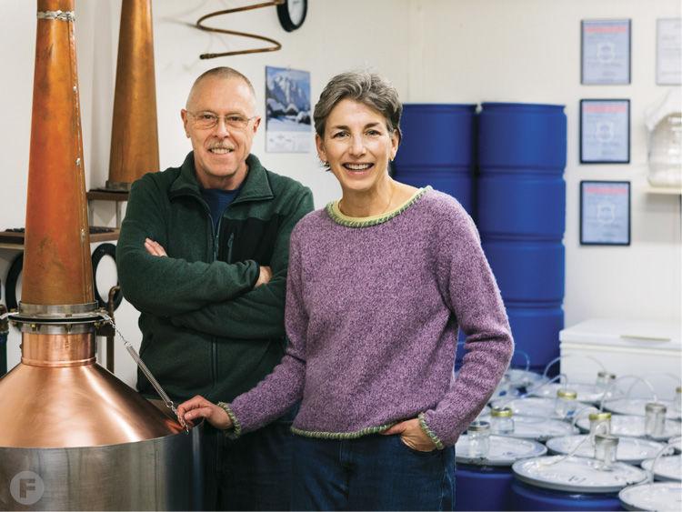 Edelbrand Martin and Lynn Weber