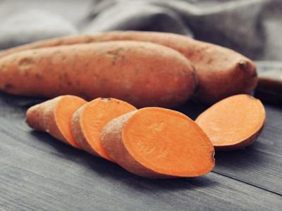 In Season: Sweet Potatoes