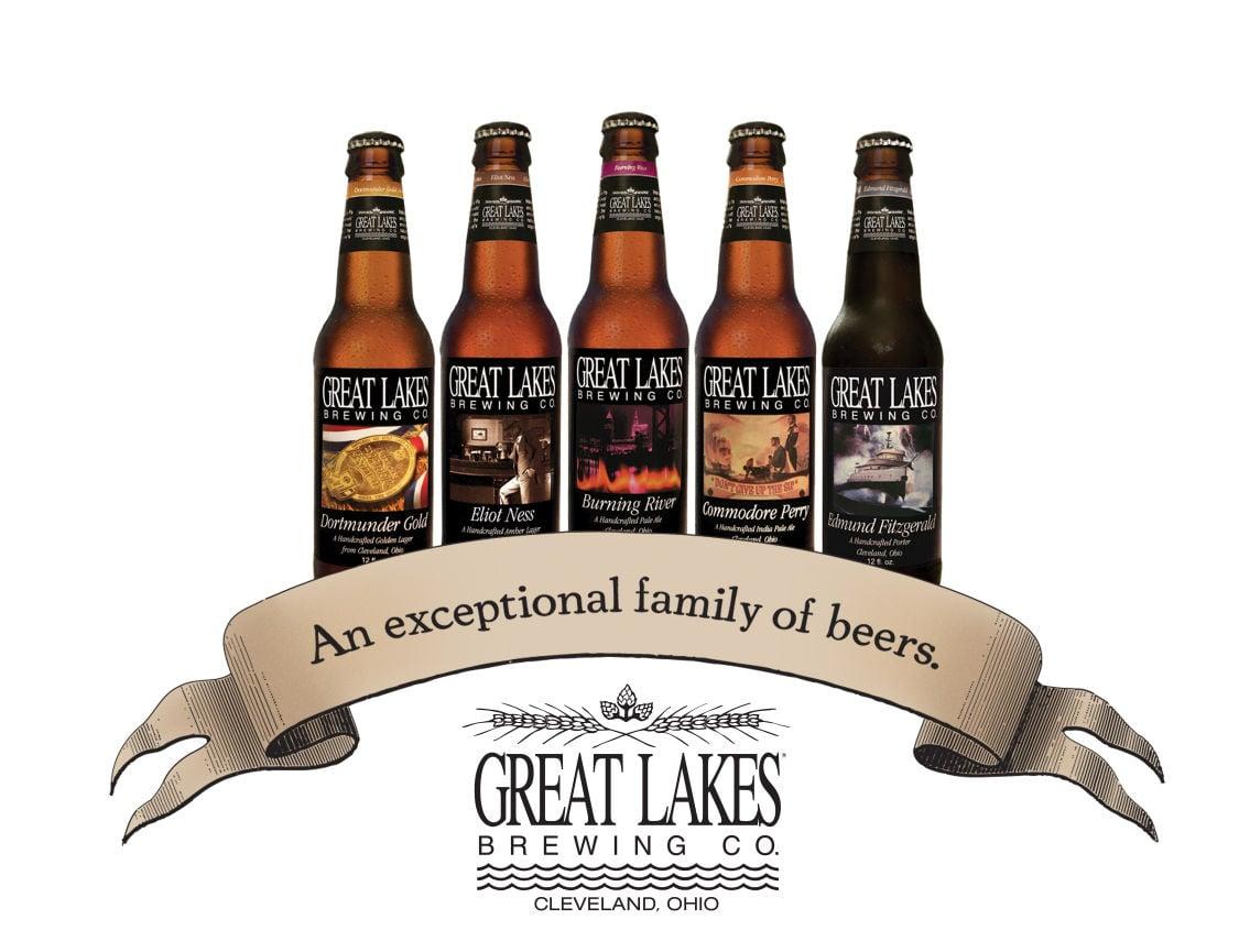 Great Lakes Brewing: Beers
