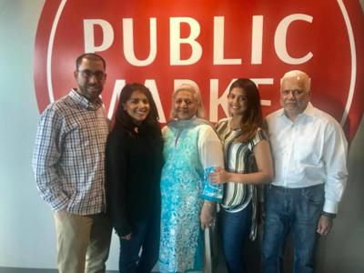 Sohaila's Kitchen Family