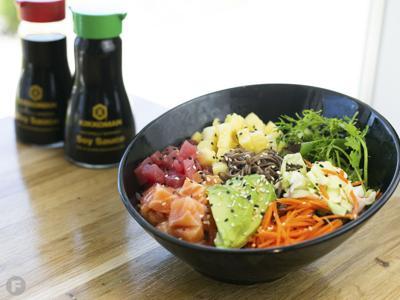 Craft Sushi Poke Bowl