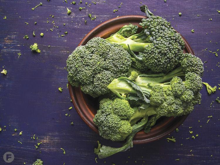 In Season Broccoli