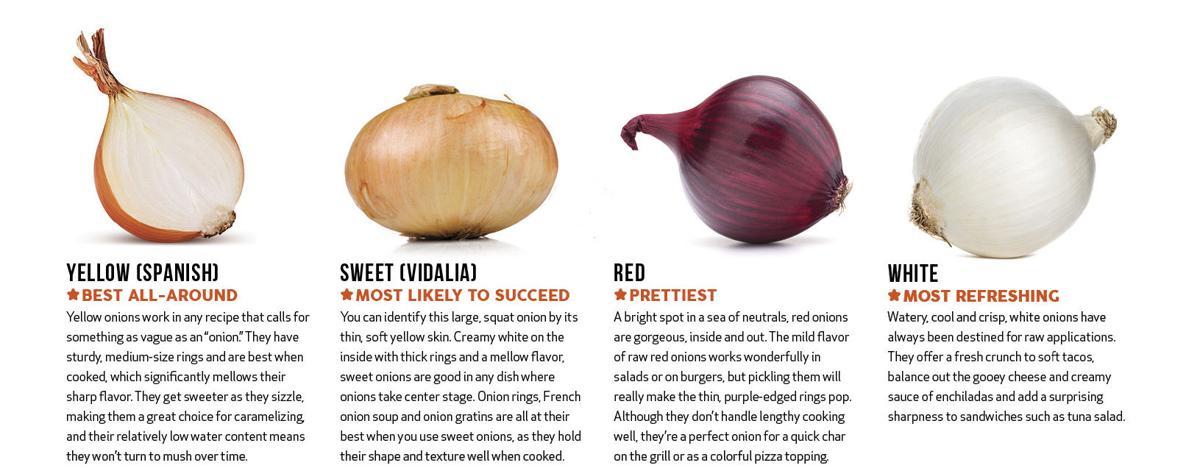 Onion Varieties 1