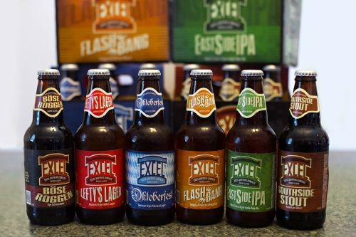 Excel Brewing Co.'s Six New Beers