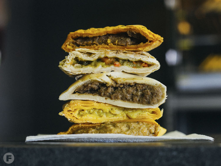 Jamaican Patty Co. Dishes