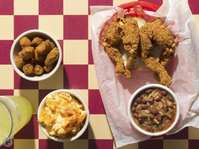 Ms. Kim's Fish & Chicken Shack