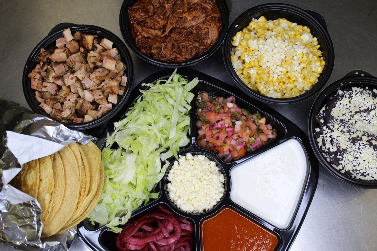 Mission Taco Joint Family Taco Kit