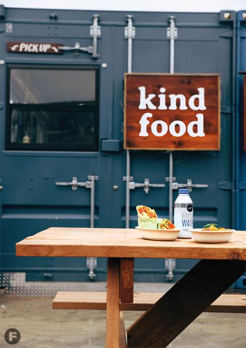 Kind Food exterior
