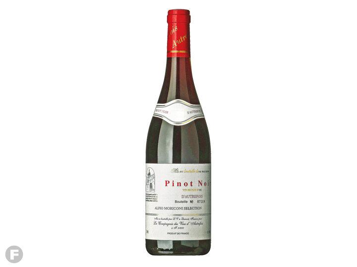D'Autrefois Pinot Noir 2016
