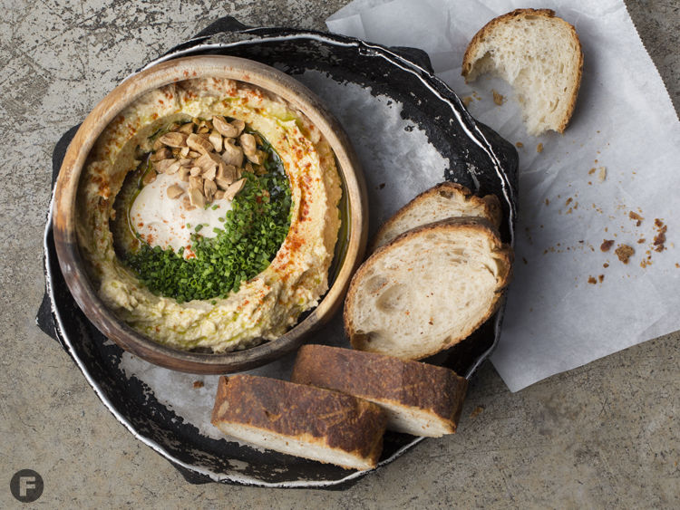 Olio Hummus