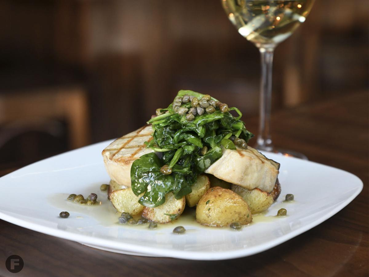 Ragazza Food & Wine Swordfish