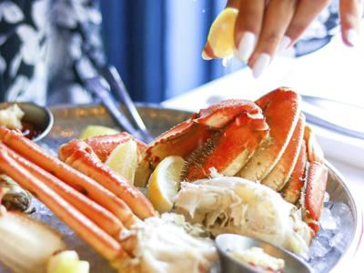 Jax Fish House & Oyster Bar Crab