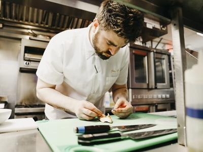 Rezultat slika za pompous cook in the restaurant