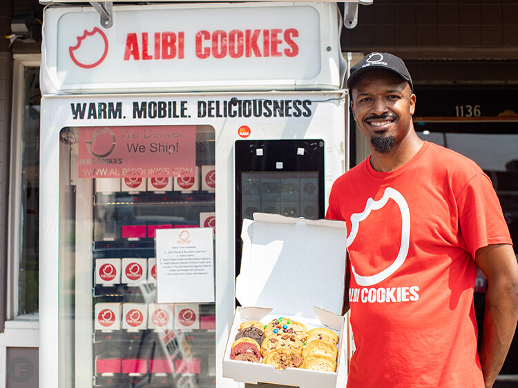 Alibi Cookies Mike Evans