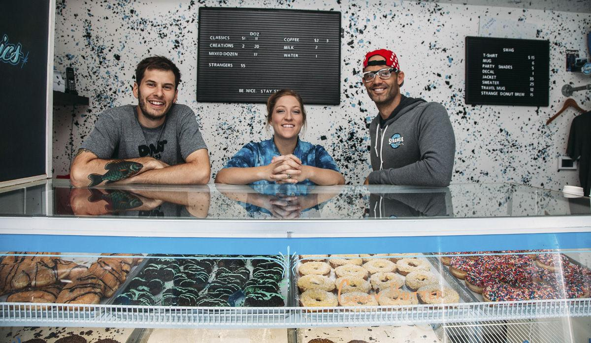 Strange Donuts: Smale, Boehne, Bockman