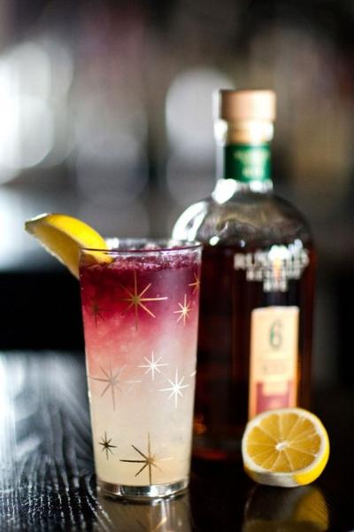 What We're Drinking: New York Sour
