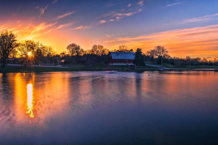 City of Festus Lake