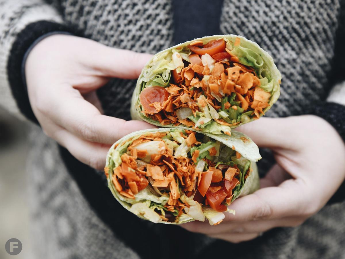 Kind Food wrap