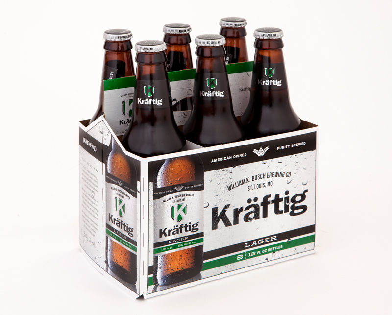 Kraftig Lager Six-Pack