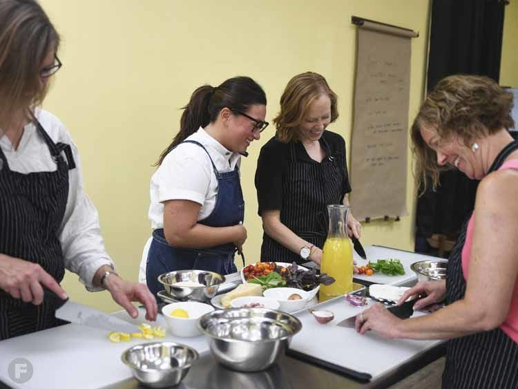 Olive Tree Cooking Class