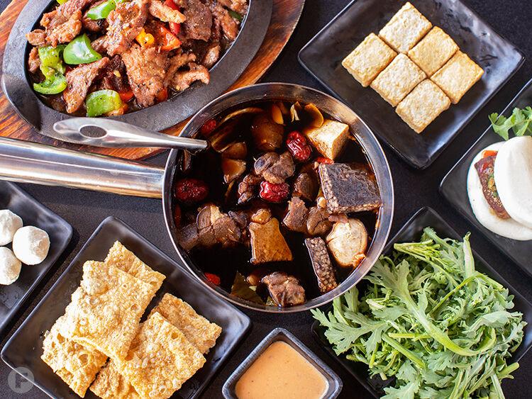 Tai Ke Shabu Shabu Dishes