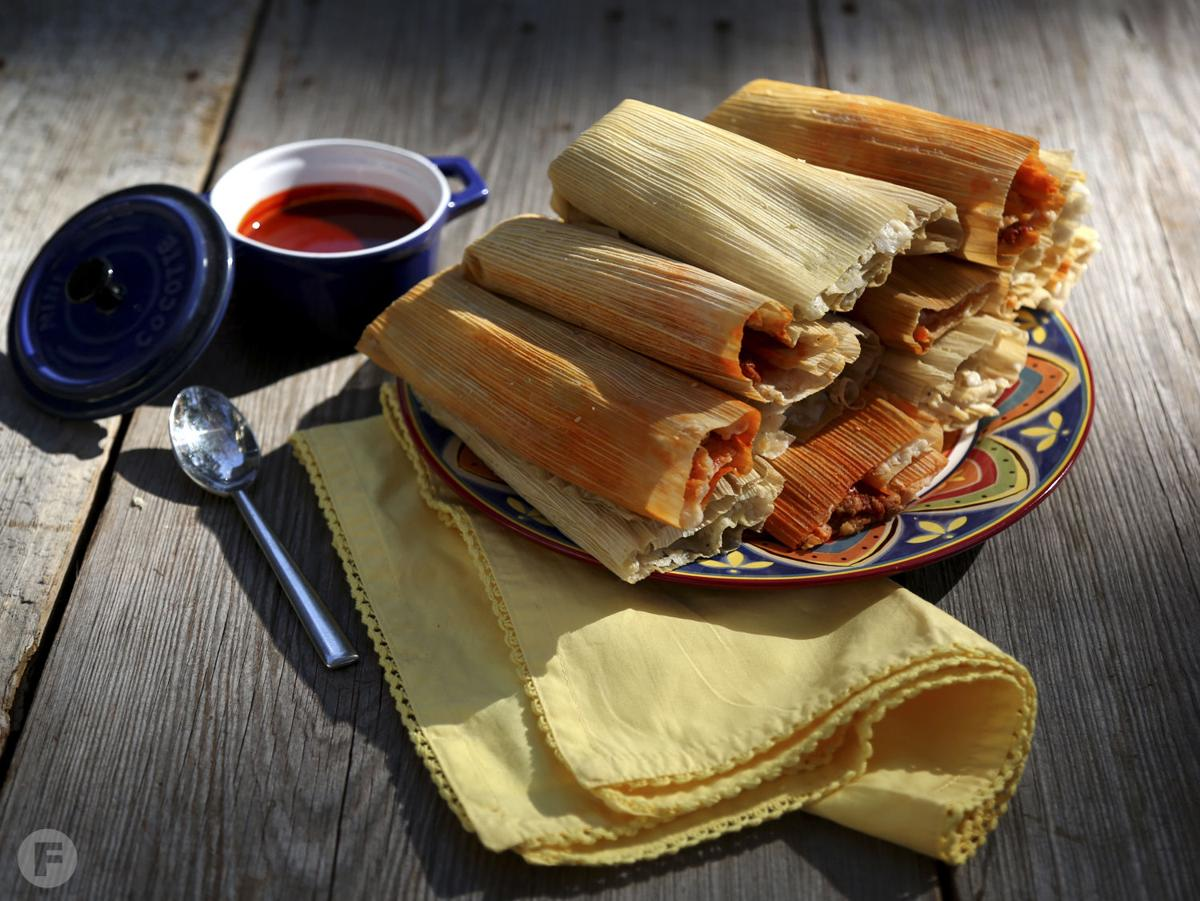 The Tamale Kitchen Tamales