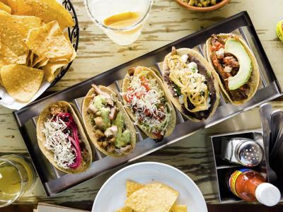 Mission Taco Joint Dishes
